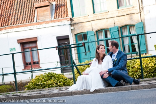 sance jeunes maris bergues et sur les monts des flandres galle et emmanuel - Photographe Mariage Dunkerque