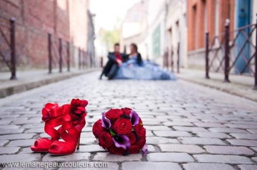 reportage de mariage tourcoing vieux lille mlissa et samuel 27 avril 2013 - Photographe Mariage Tourcoing