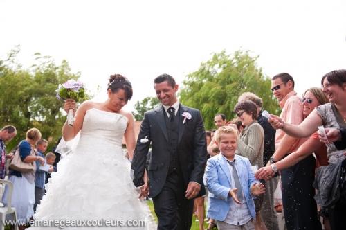 reportage de mariage la grande mare bray dunes dunkerque mlissa et cyril 20 juillet 2013 - Photographe Mariage Dunkerque