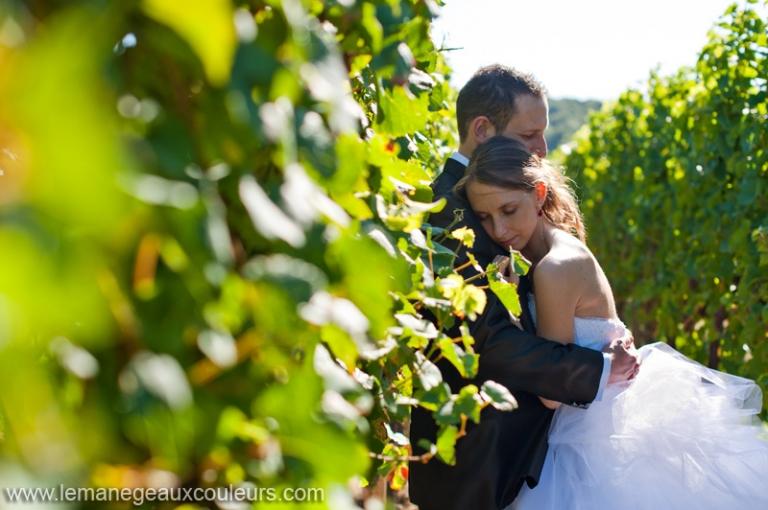 Séance photo de Jeunes Mariés à Strasbourg - photographe mariage alsace strasbourg hagueneau