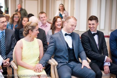 reportage de mariage civil halluin louise et jrmy 2 mai 2014 - Photographe Mariage Tourcoing