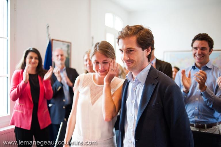 Reportage de Mariage Civil à Istanbul Turquie - consulat de France