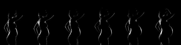 Photographe femme enceinte Lille suivi de grossesse en studio immortaliser sa première grossesse de façon originale dans le nord pas de calais