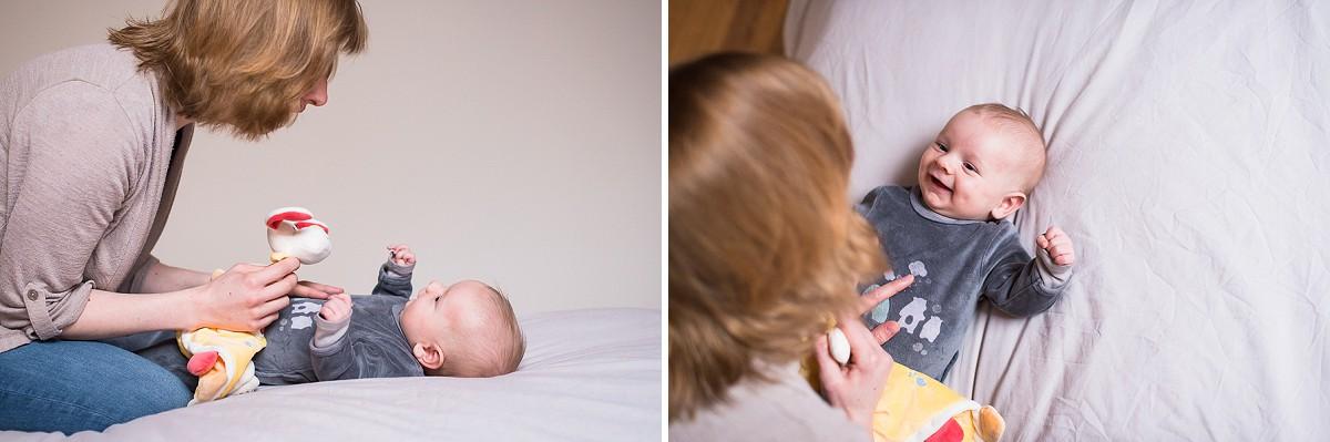 Séance famille à la maison photographe bébé lille nord pas de calais