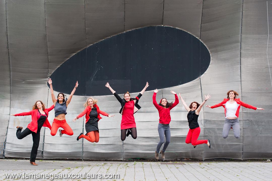 Séance photo EVJF à Lille - shooting photo entre copines à wazemmes - photographe evjf nord pas de calais