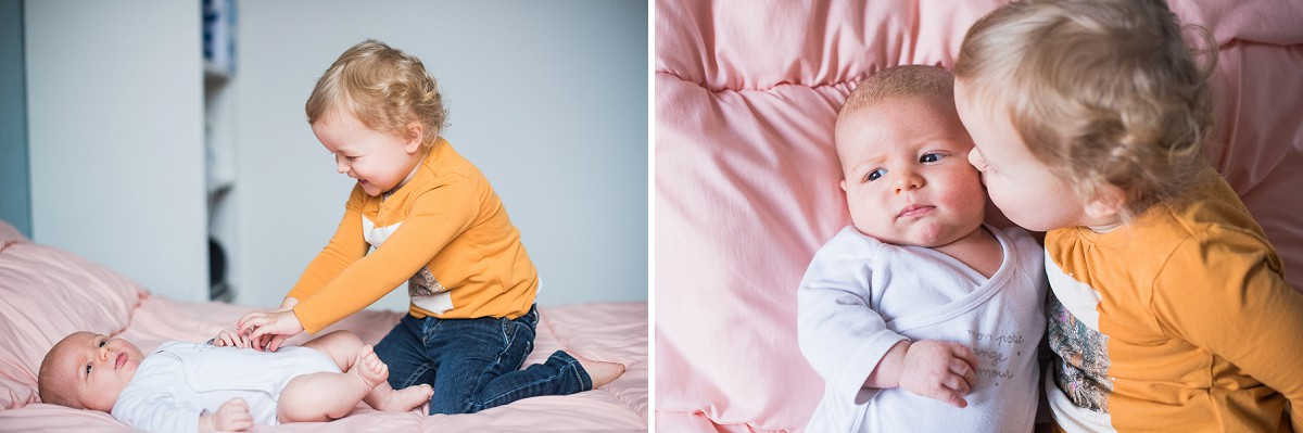 shooting photo enfant sur le vif