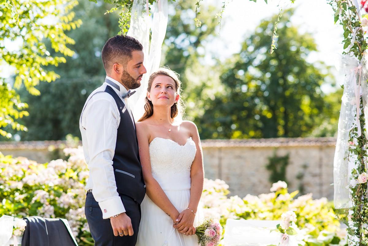 Photographe mariage Rambouillet | Cérémonie laïque à la Chéraille