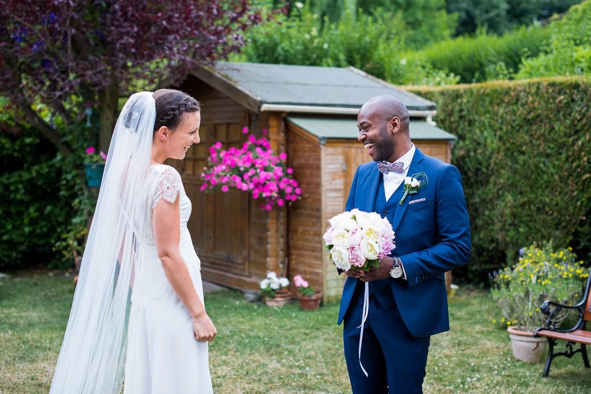Photographe mariage Roncq | Reportage à l'Amphitryon