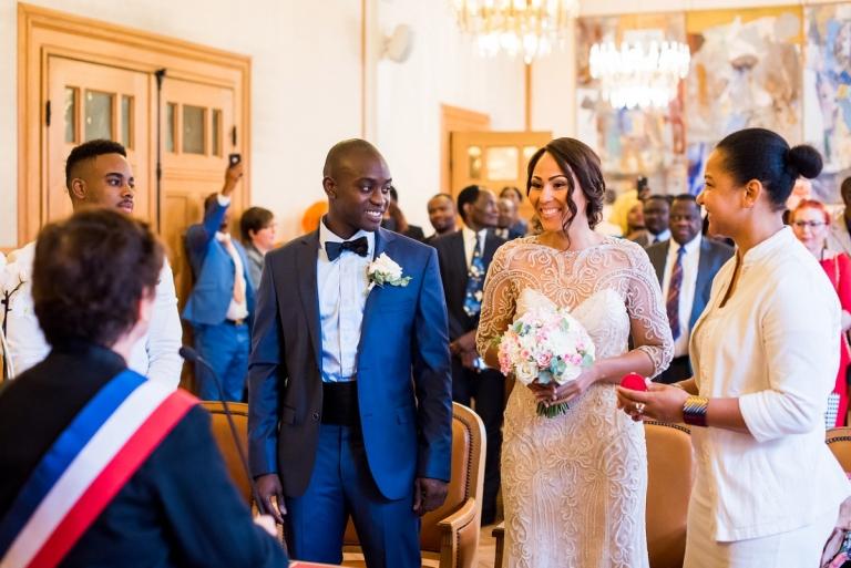 Reportage Mariage Franco Africain Lille Et à Lhermitage