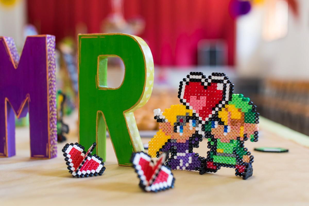 mariage geek dans le nord près de Lille | thème Zelda avec cérémonie laïque