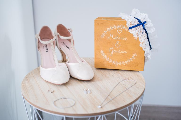 photographe lille préparatifs de la mariée accessoires