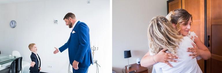 photographe mariage lille préparation des mariés