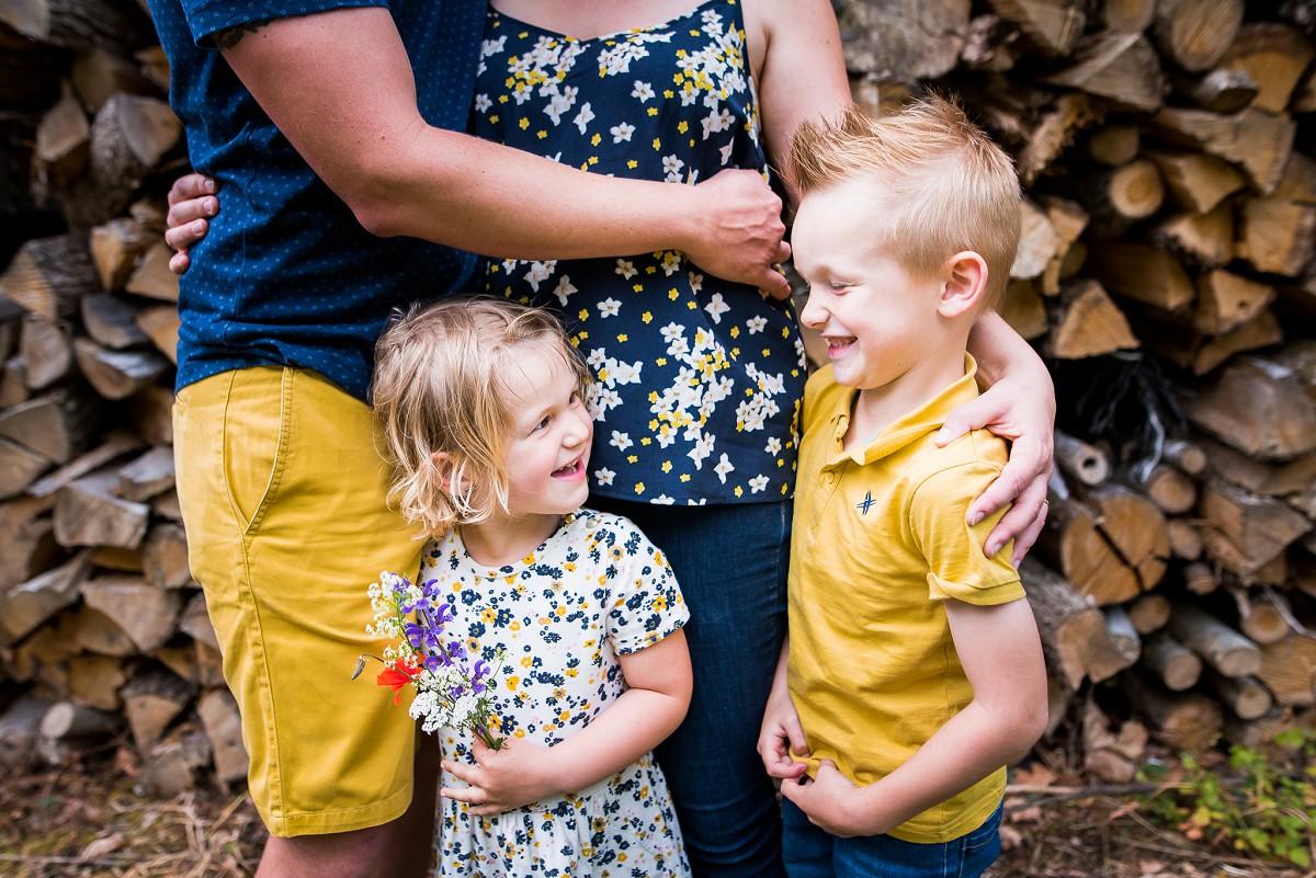Séance photo famille à la campagne | photographe famille Lille