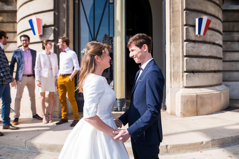 photographe mariage mairie de béthune