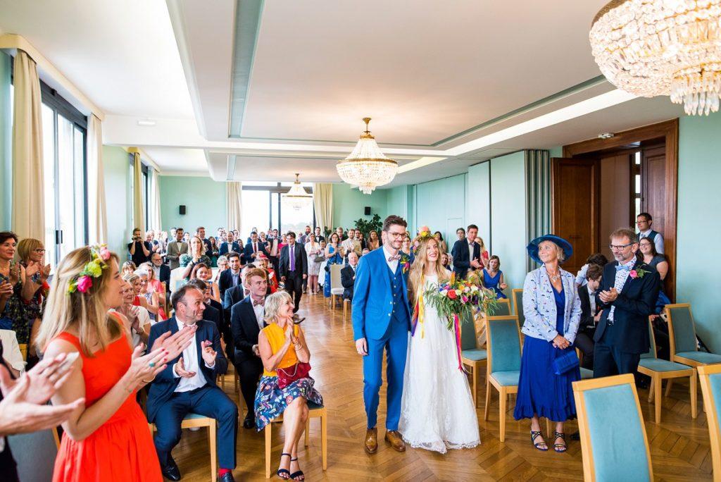mariage civil à la mairie de marcq en baroeul