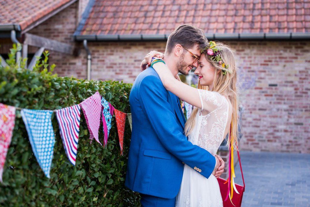 mariage à La Howarderie