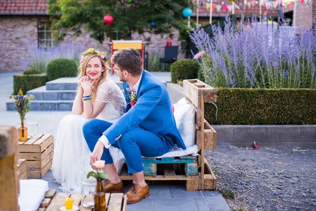 photographe mariage à La Howarderie