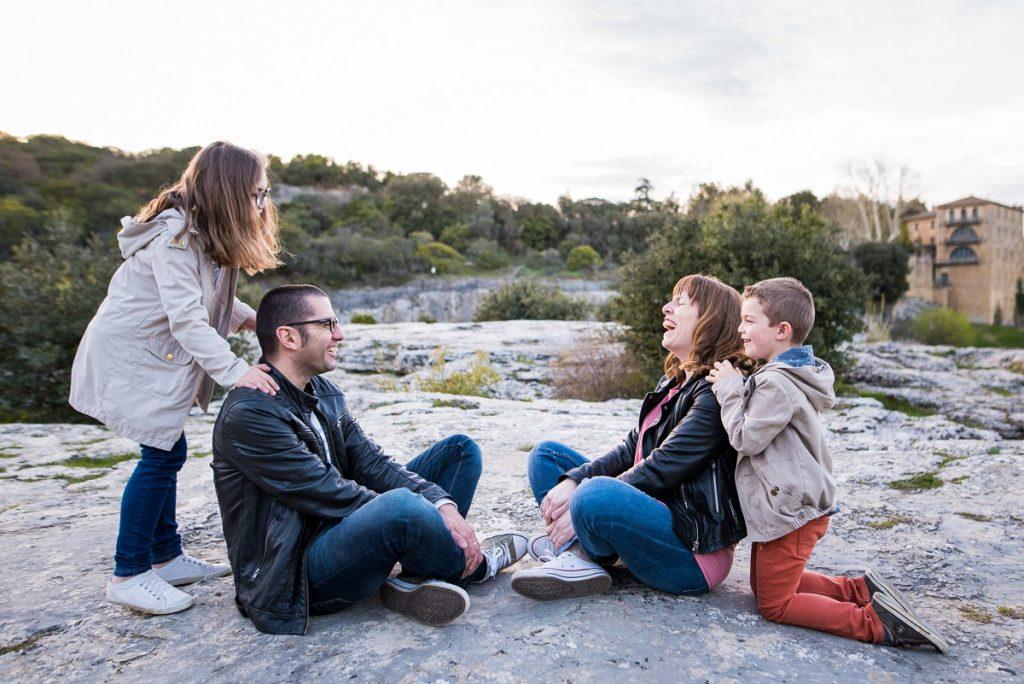photographe famille Gard