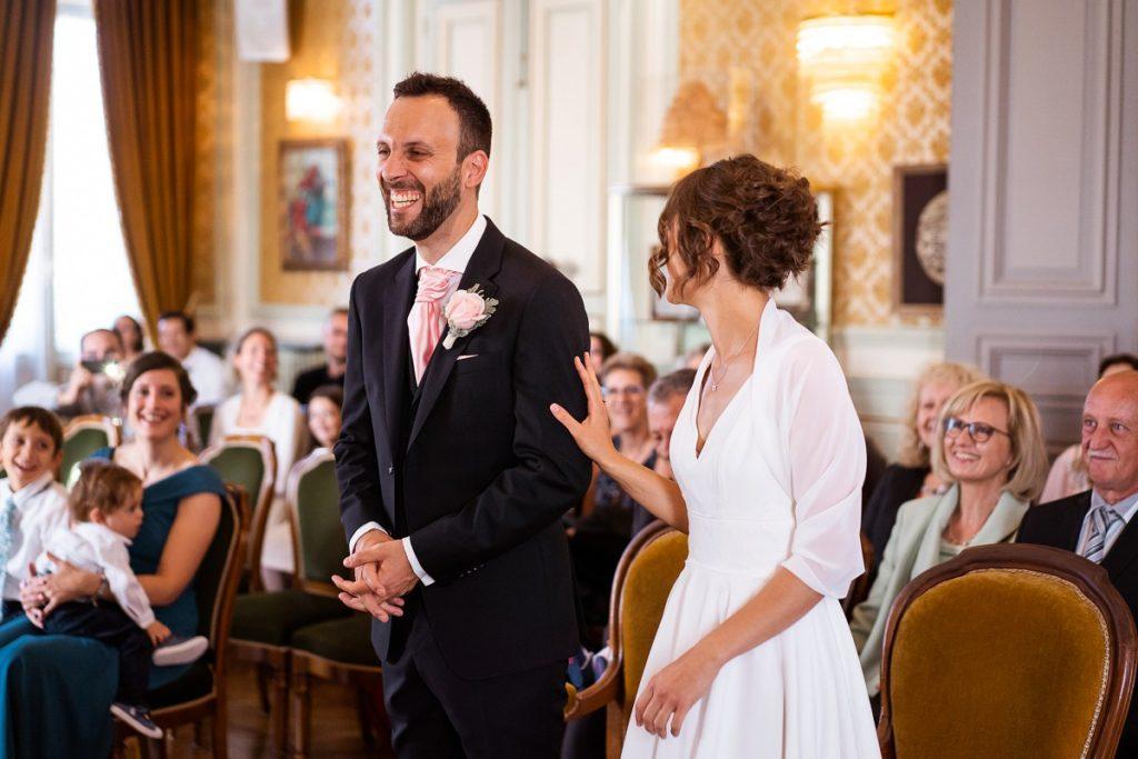 mariage à Rueil-Malmaison photographe d'émotions