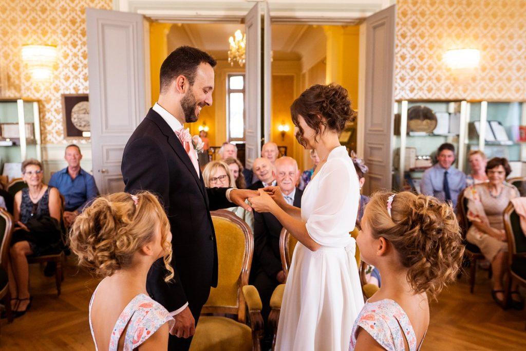 reportage mariage à Rueil-Malmaison