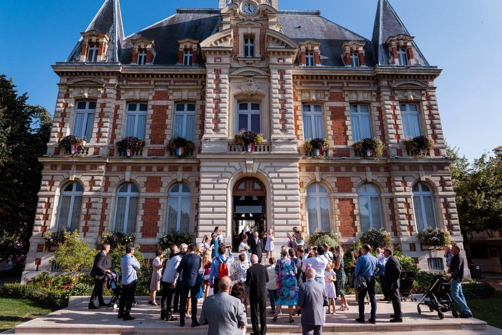 mariage à Rueil-Malmaison