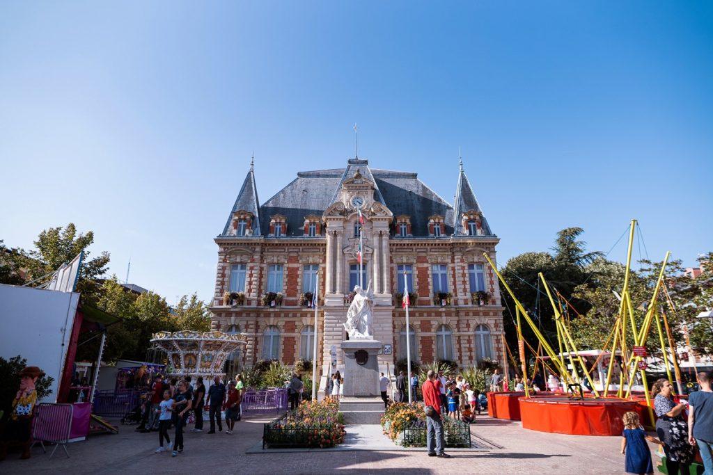 mariage à Rueil-Malmaison mairie