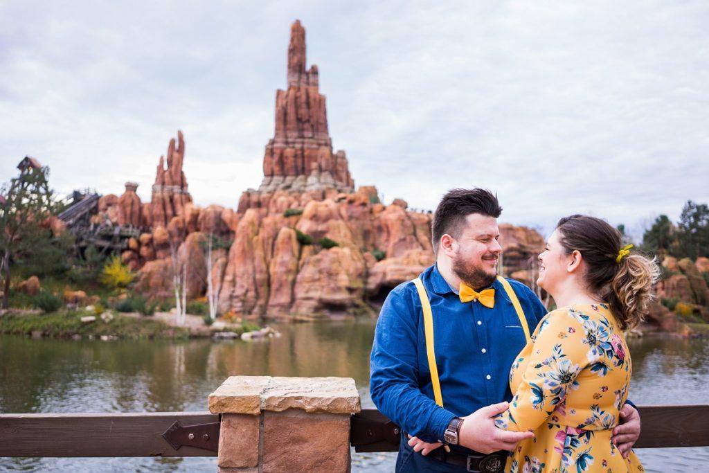 séance engagement à Disney paris