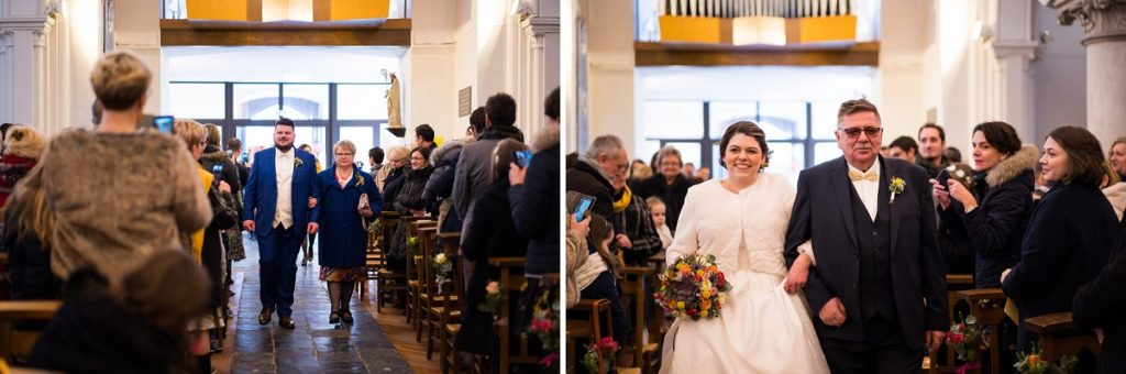 mariage église wattignies nord