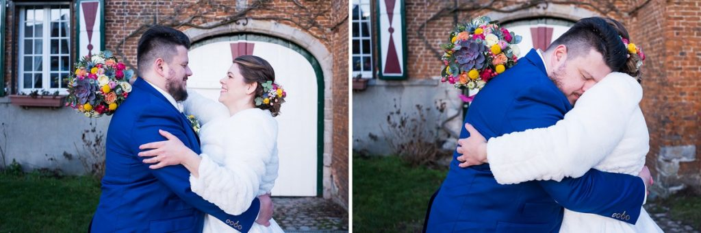 photographe mariage lille hiver