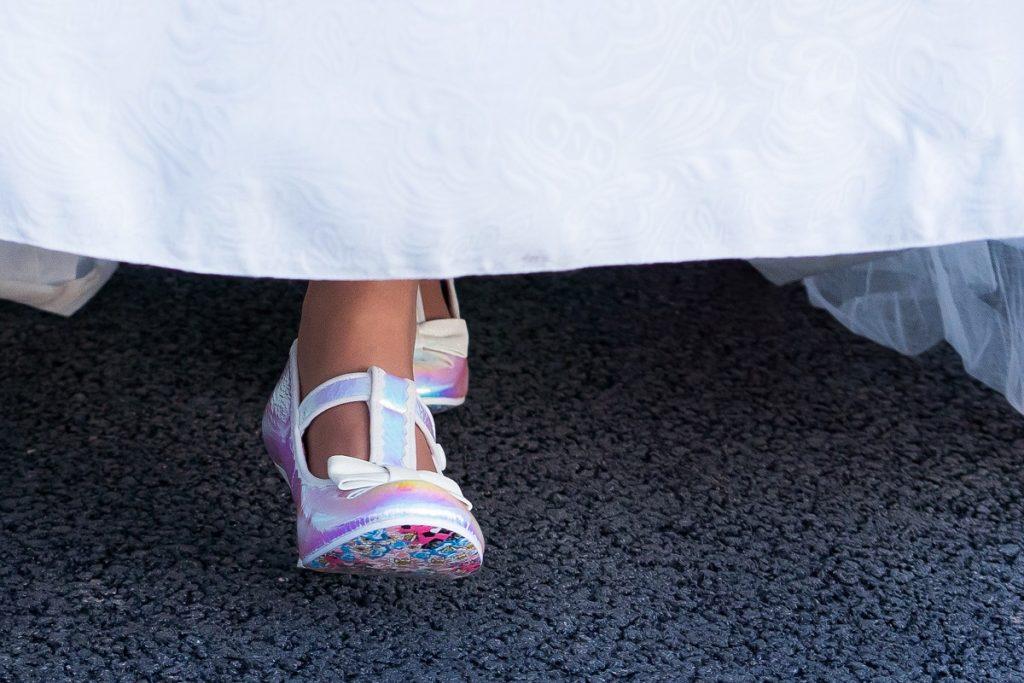 chaussures de mariage irregular choice