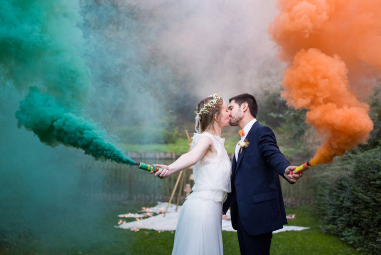 photographe de mariage des photos de couple originales naturelles et colorées